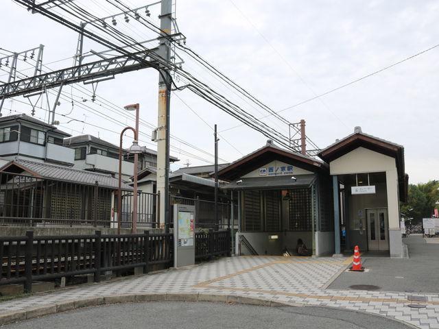 西ノ京駅_西ノ京駅