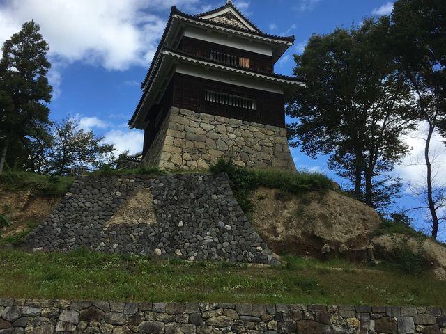 西櫓_上田城跡