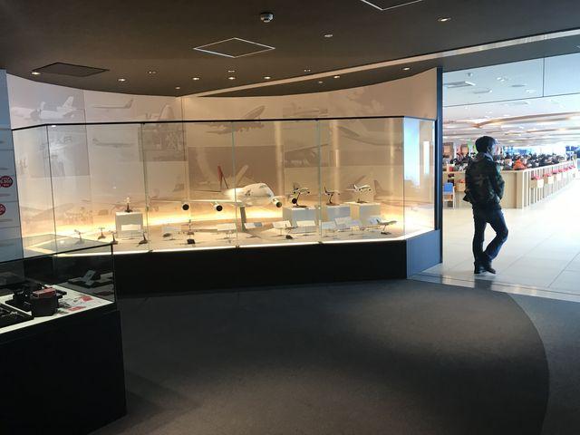 展示内容_エアポート ヒストリー ミュージアム