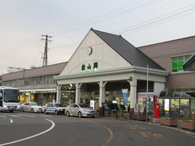松山驛です。_JR松山駅