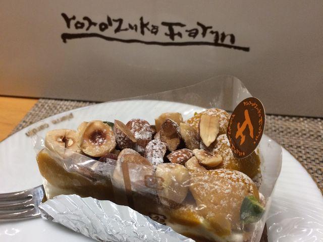 お土産のケーキ_一夜城・Yoroizuka・Farm