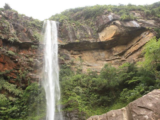 滝上にも行ける_ピナイサーラの滝