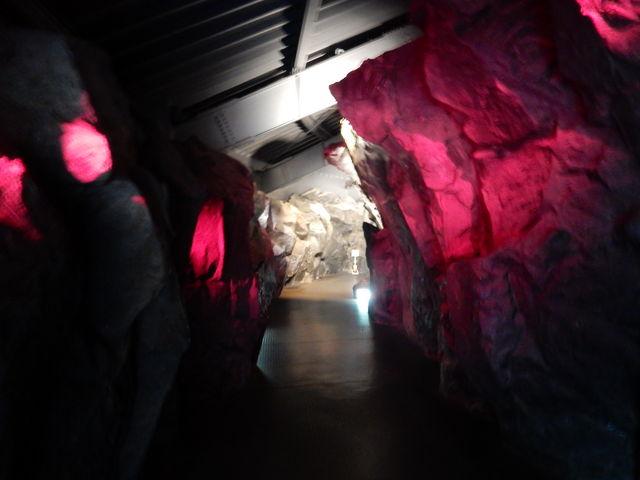 アプローチ_浅間火山博物館