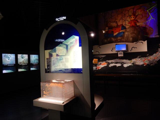展示4_浅間火山博物館
