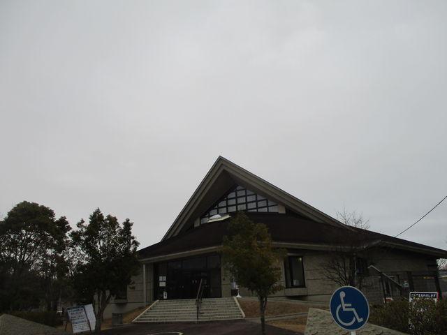 施設外観_山元町歴史民俗資料館