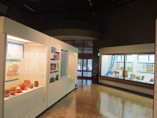 展示室_山元町歴史民俗資料館