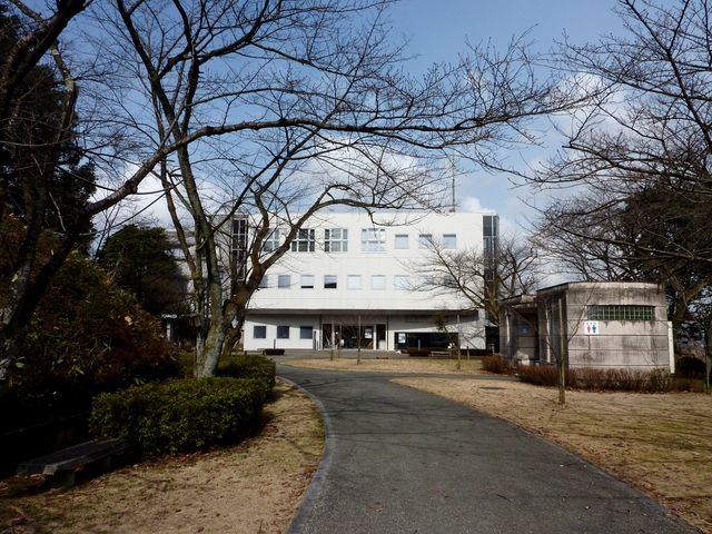 福井市自然史博物館