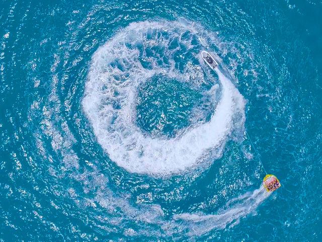 マーブル回転_知念海洋レジャーセンター