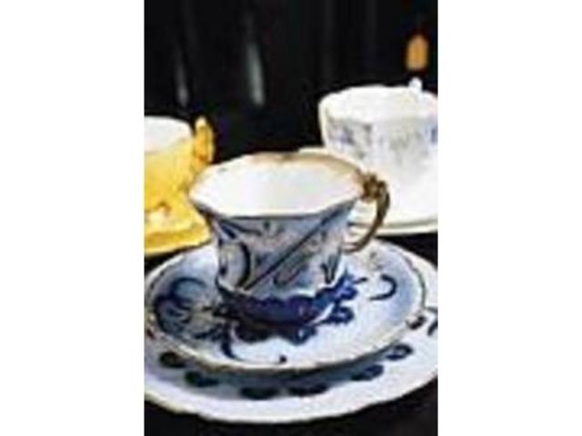 細部にわたり様々な意匠を凝らしたカップ類_K'S SELECTION