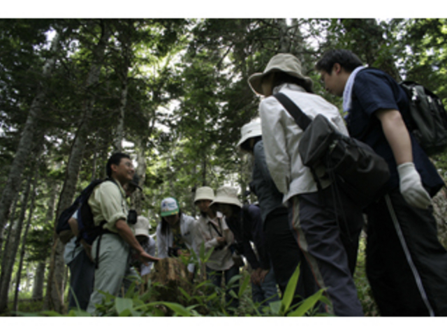 知床を、自然を、一緒に楽しみましょう。_(株)知床ネイチャーオフィス