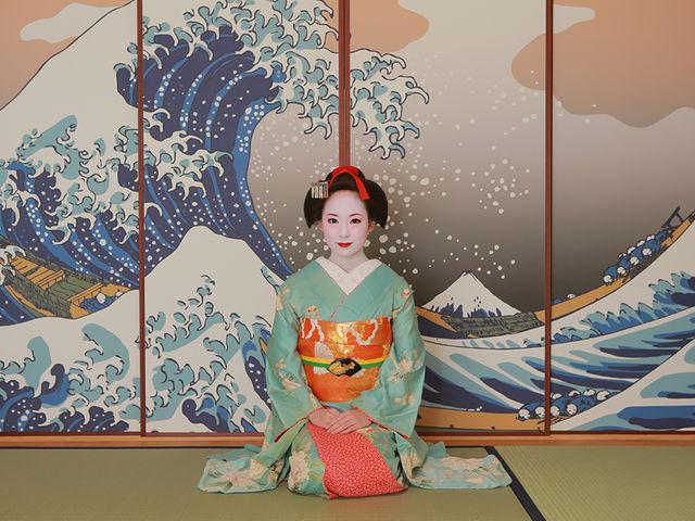 舞妓体験・レンタル着物 スタジオ四季
