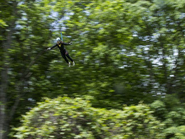 空を飛ぶ自然散策「エア・トリップ」動物の目線で森を飛んでみよう!_然別湖ネイチャーセンター