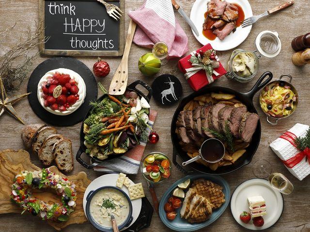 栄養満点な食材を豊富に使った色鮮やかなブッフェ。麺類からお馴染みのお肉や鍋物スイーツまで!心行くまでご堪能頂けます。_コートヤードマリオット銀座東武ホテル