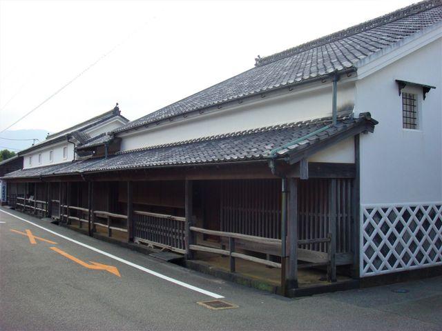 重要文化財 菊屋家住宅
