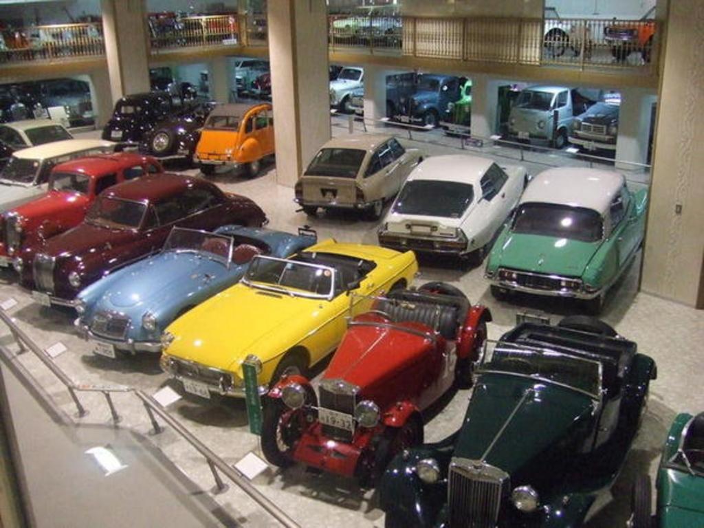 日本 自動車 博物館 利用案内 日本自動車博物館