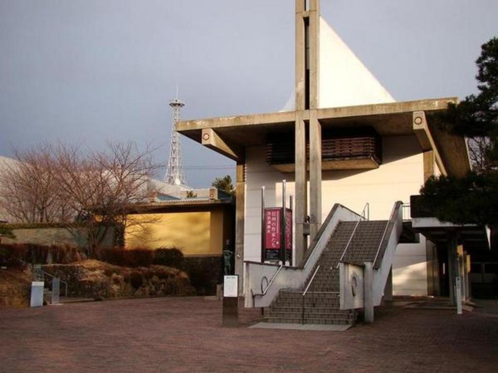 長野県信濃美術館 東山魁夷館