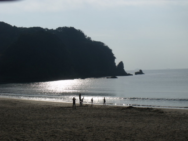 弓ケ浜海水浴場