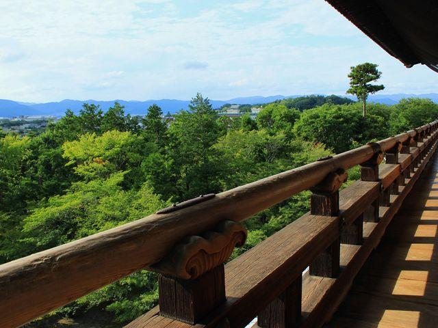 三門からの絶景_南禅寺