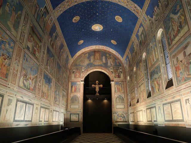 スクロヴェーニ礼拝堂壁画_大塚国際美術館