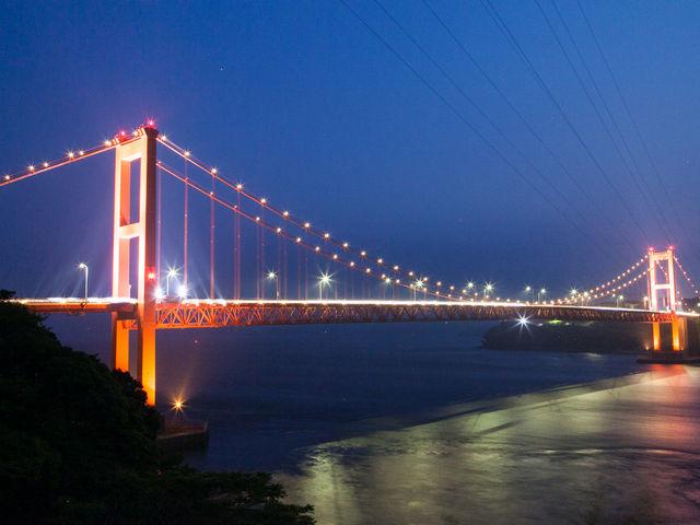 まずは1枚_平戸大橋