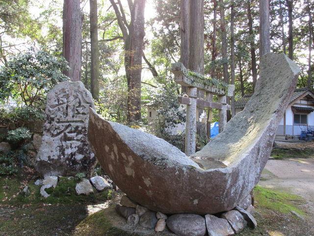 船石_諏訪神社