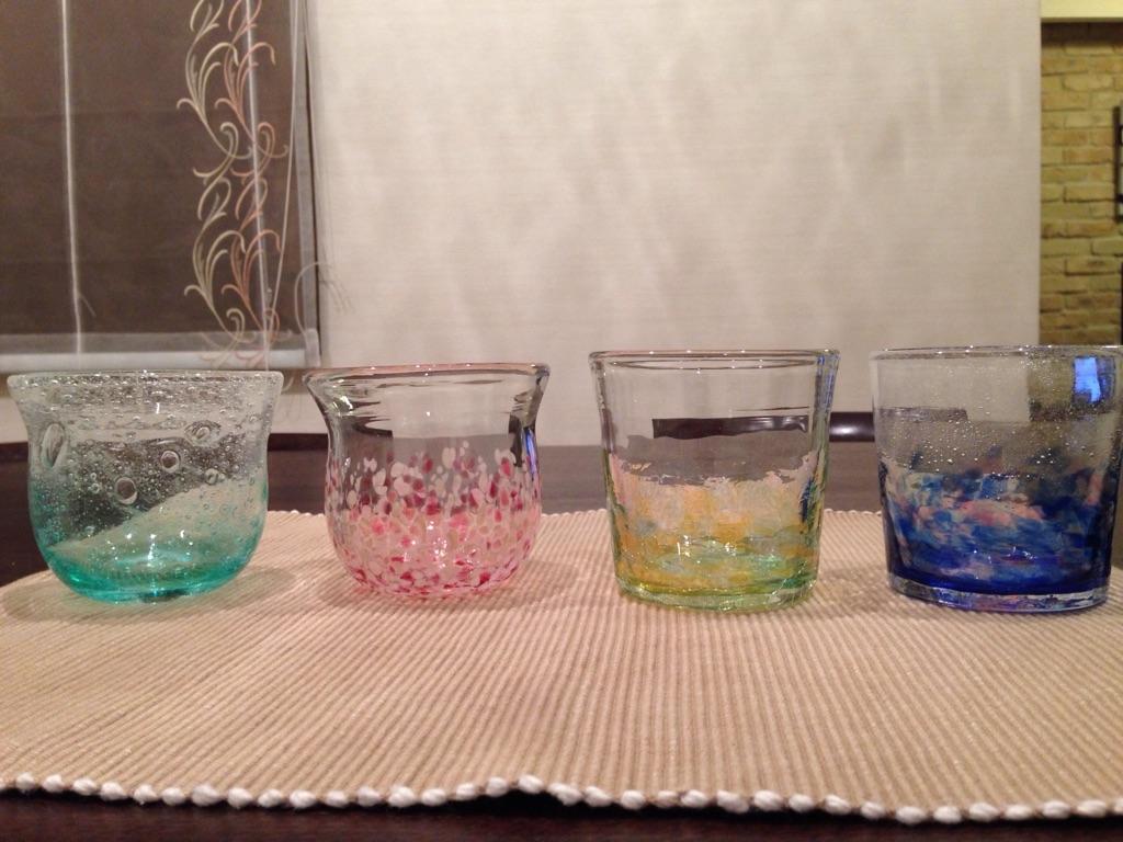 琉球ガラス工房 雫