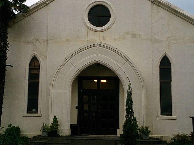 神戸バプテスト教会_神戸バプテスト教会