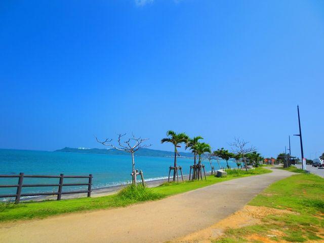 天気が良いと最高です!_海中道路