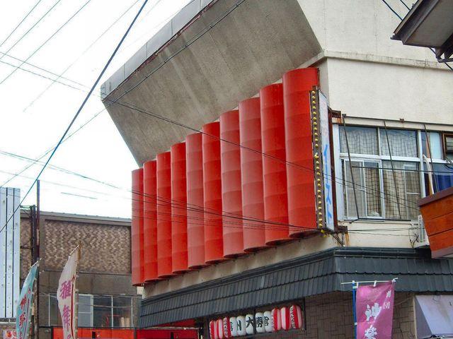 戸倉上山田温泉のストリップ劇場(2012年06月 撮影)_戸倉上山田温泉