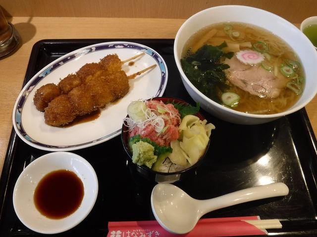 佐野ラーメンも美味しかった_道の駅 どまんなか たぬま