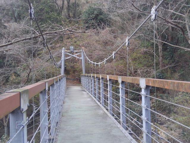 吊り橋_音無山