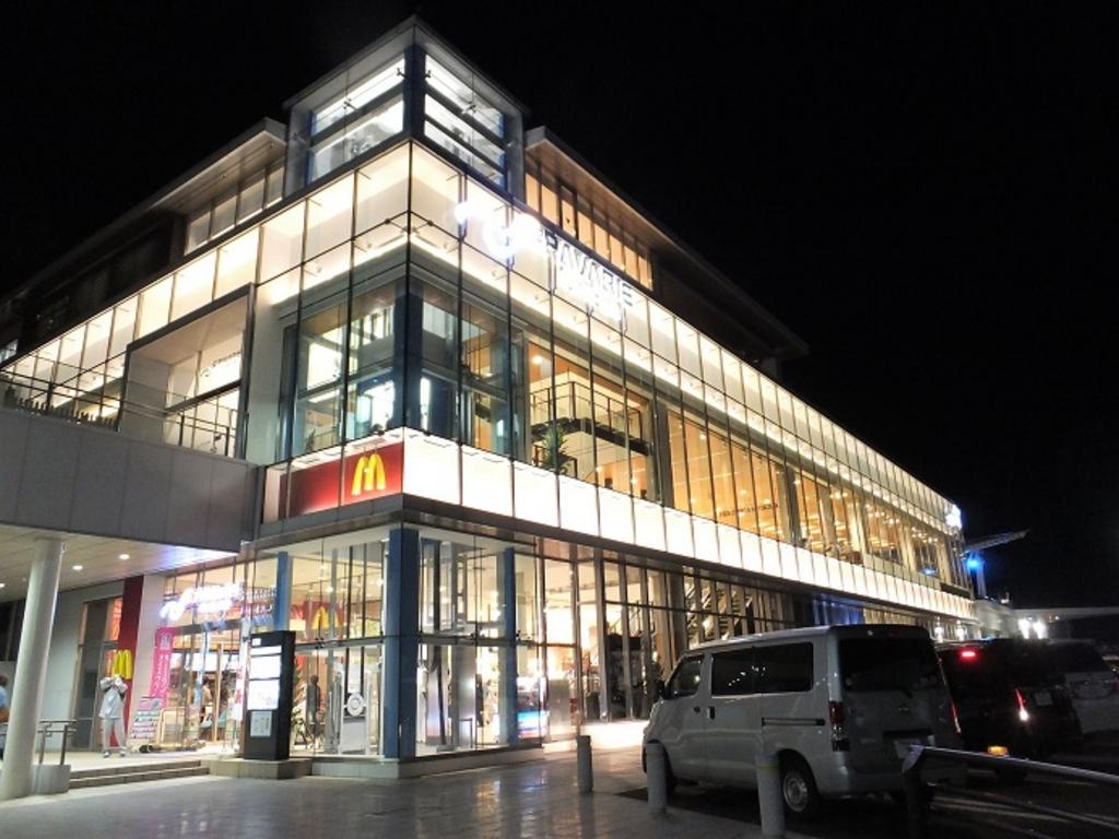 大津サービスエリア(下り線)