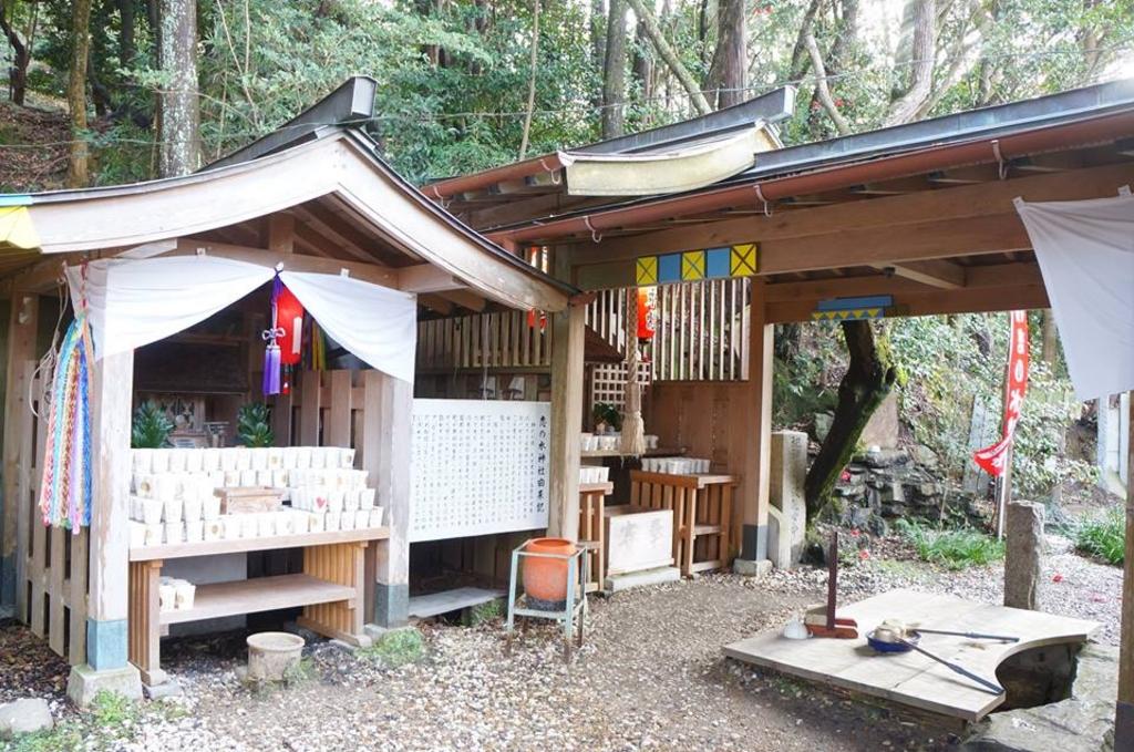 恋の水神社 Koinomizu-jinja Shrine
