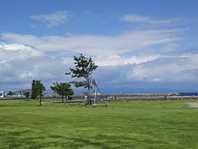 公園_海老江海浜公園(海水浴場)