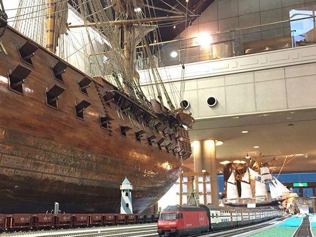 船たくさん_神戸海洋博物館