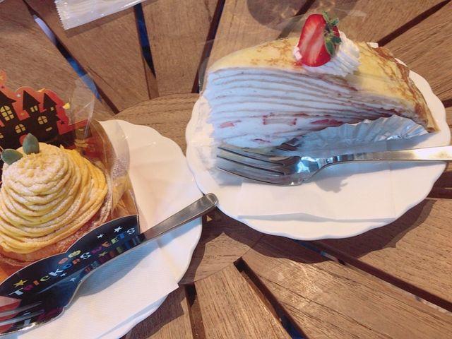 ケーキ_cafe&cake 風花