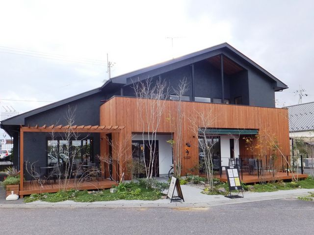 店舗外観_ツバメカフェ PIZZA&RESTAURANT