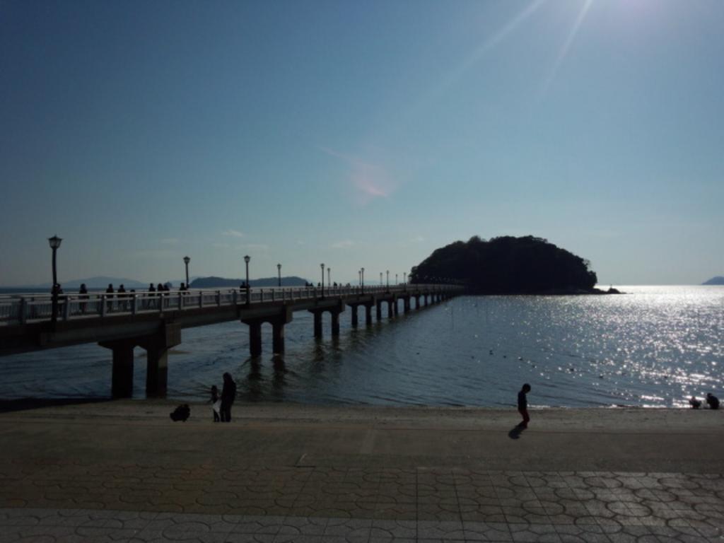 三河大島海水浴場