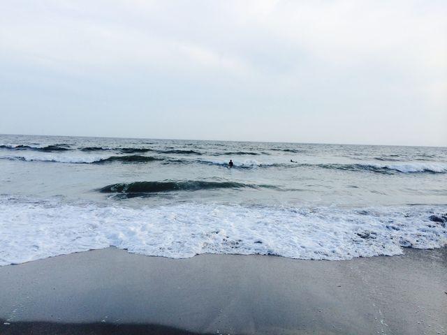 眺め_江の島海岸