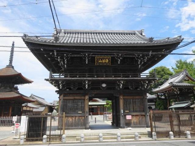 前田利家ゆかりの寺でもあります_観音寺