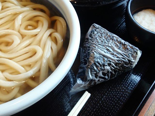 うどんオイシイよ_丸亀製麺 アリオ八尾店