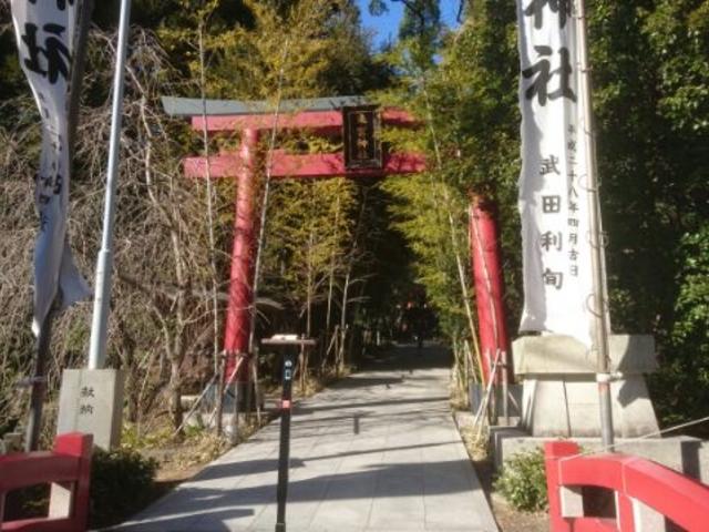 赤鳥居_來宮神社