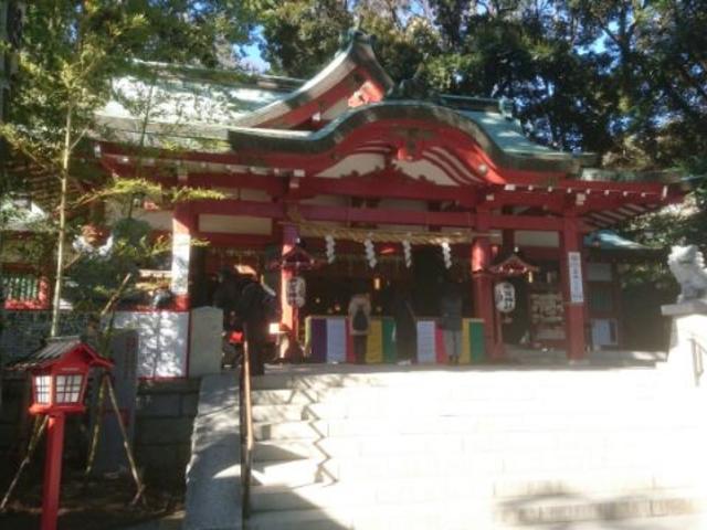 本殿_來宮神社