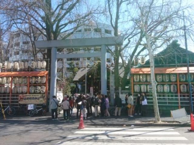 波除稲荷神社_築地・波除神社