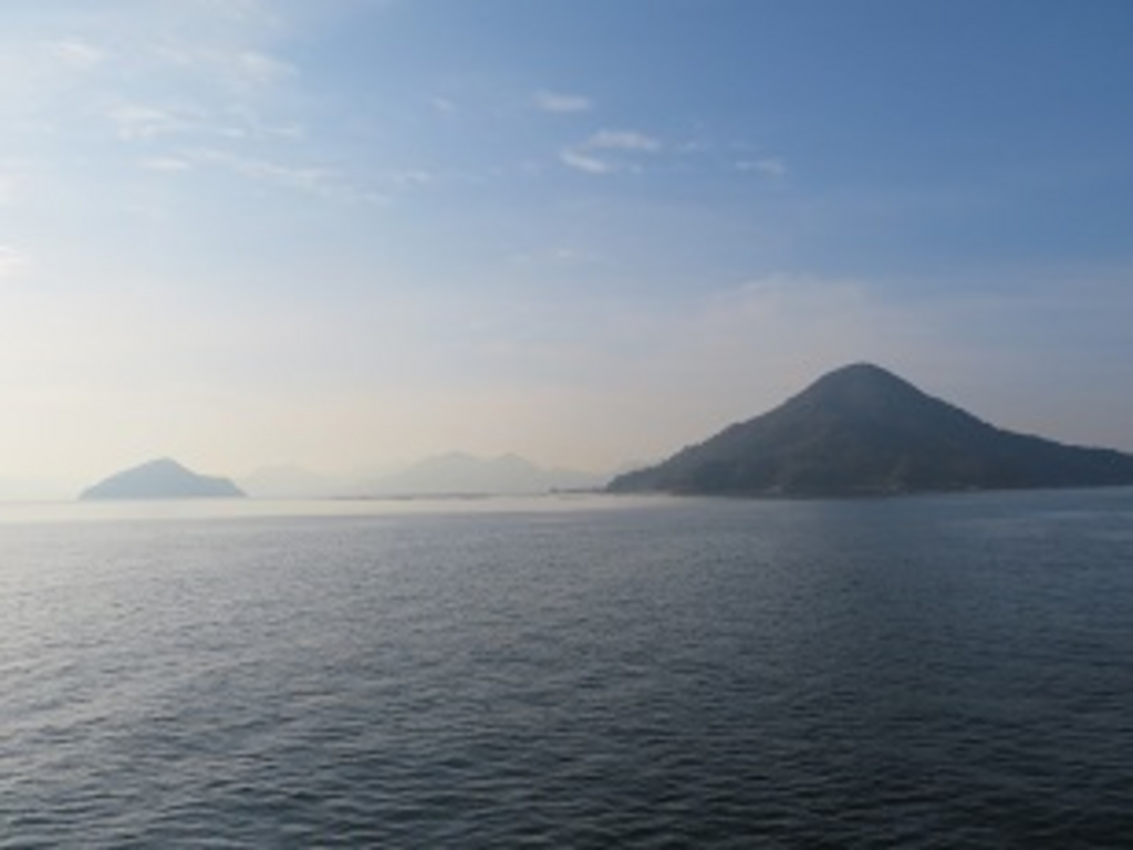 似島(安芸小富士)