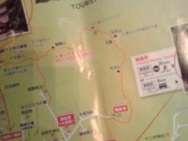 マップもらえます_(公社)鎌倉市観光協会