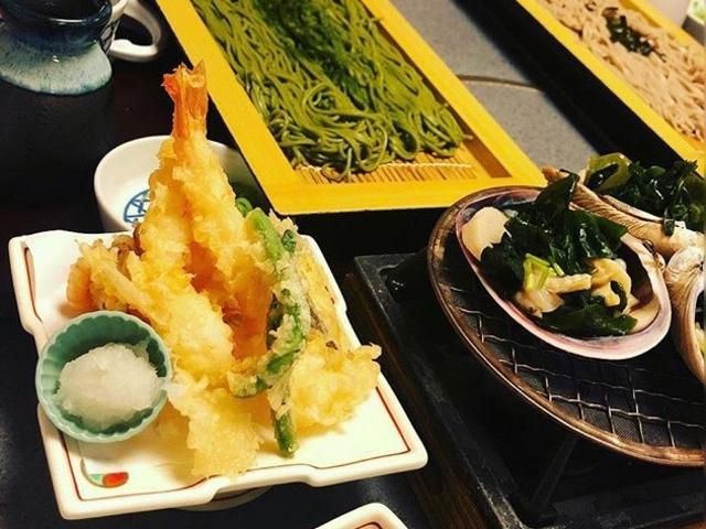 お蕎麦_かごの屋 姫路市民会館前店