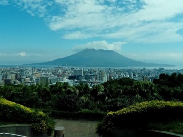 長島美術館からの眺め_長島美術館