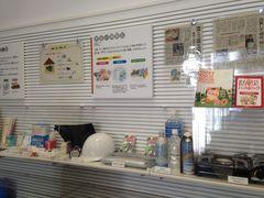 多くの展示もあります_津波・高潮ステーション