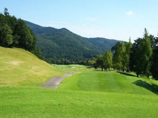 ウエスト 倶楽部 石岡 コース ゴルフ